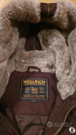 Cappotto Woolrich originale