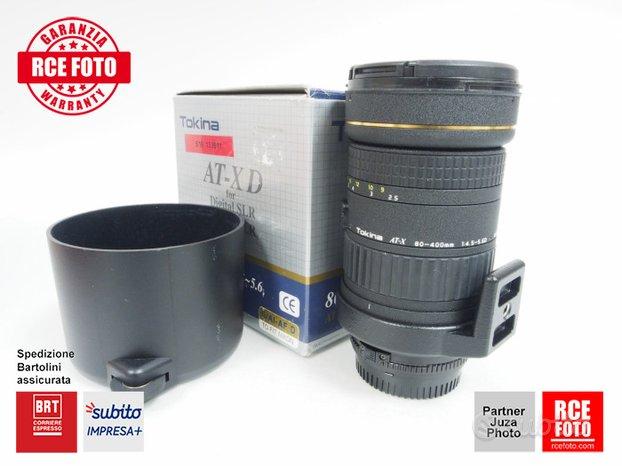 Tokina AT-X D 80-400 F4.5-5.6 (Nikon)