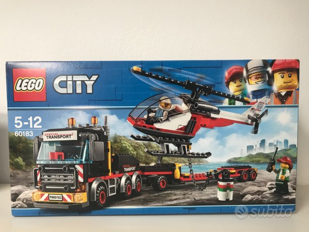 Set Lego City 60183 nuovo