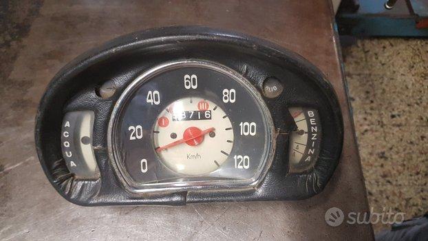 Quadro strumenti contachilometri Fiat 600
