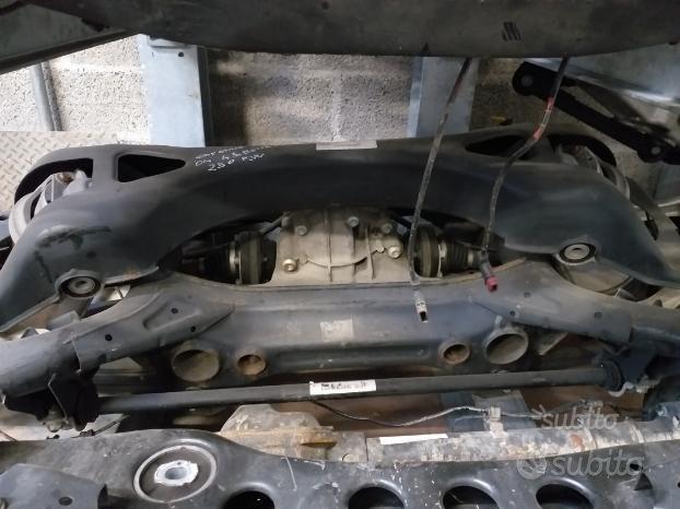 Differenziale posteriore Porsche Cayenne