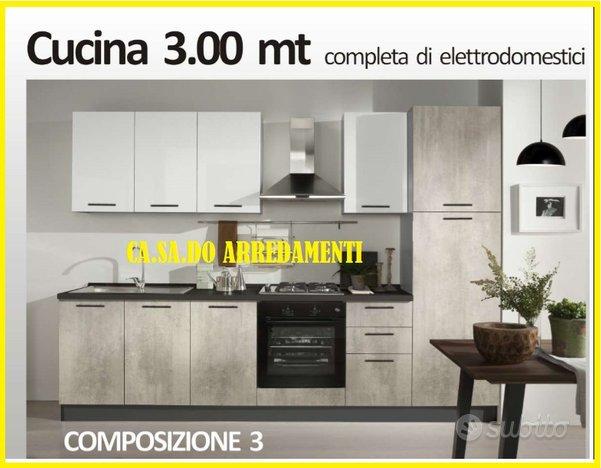 Cucina L.300 Napoli Centro