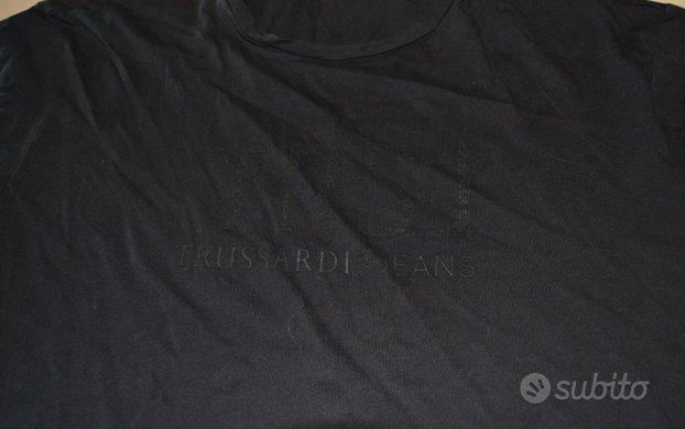 T-Shirt Trussardi Blu Scuro