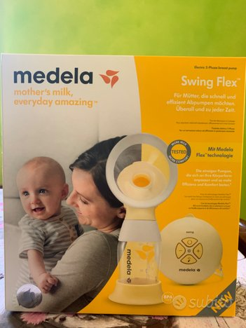 Tiralatte Medela Swing Flex 2-phase