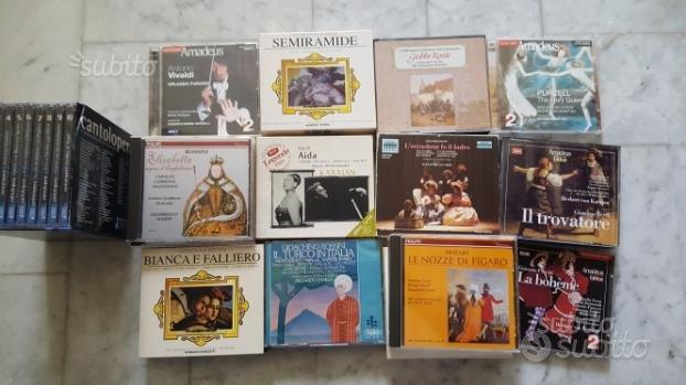 Cofanetti cd musica classica
