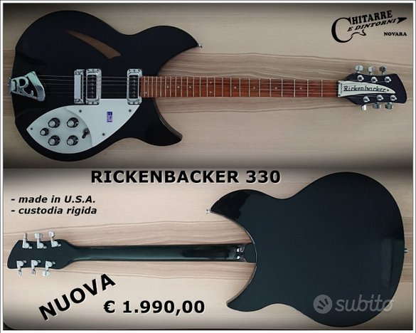 Chitarra Elettrica Rickenbacker 330