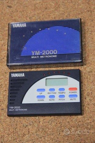 Yamaha YM-2000 Multi metronome