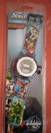 Orologio avengers