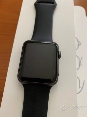 Apple Watch serie 1 42mm Space gray pari al nuovo