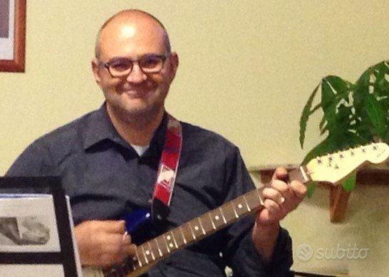 Lezioni di chitarra roma nord ANCHE ON LINE