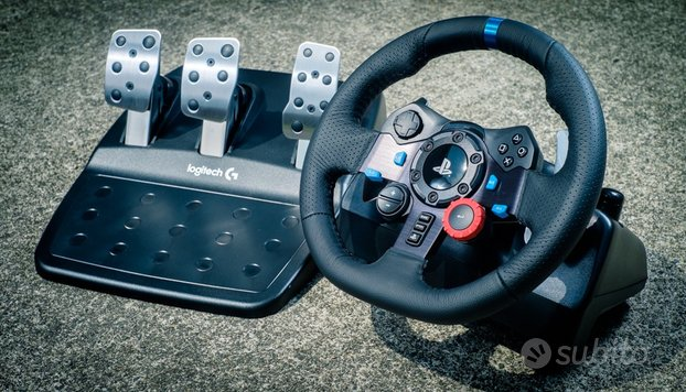 Logitech g29 PS3/ps4 nuovo