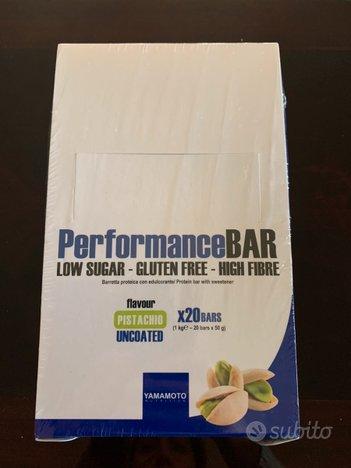 Barrette Performance Bar marca Yamamoto