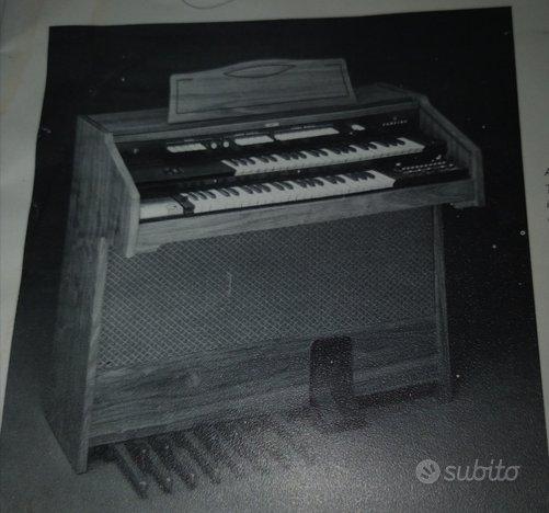 Organo farfisa Leslie 52