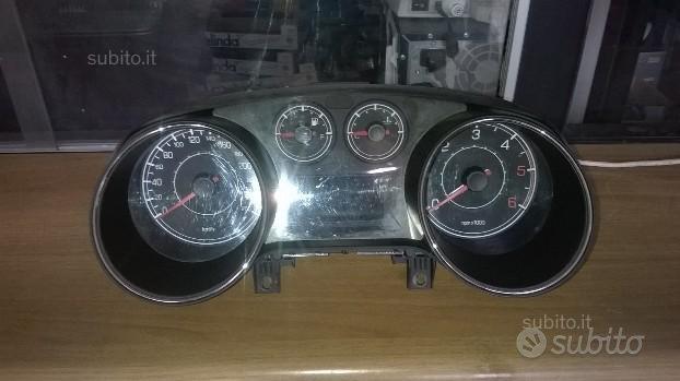 Quadro strumenti Fiat Bravo 08 benzina e diesel