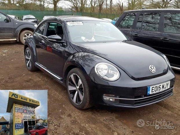 Volkswagen new beetle 2014 per ricambi