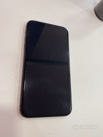 Iphone 11 128gb nero grado A garanzia 12 mesi