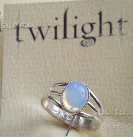 Anello Twilight anello Bella Twilight saga anello