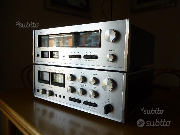 Accuphase E 202 + T 101