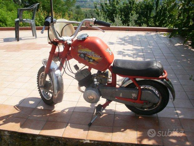 Moto Morini Scrambler - Anni 70