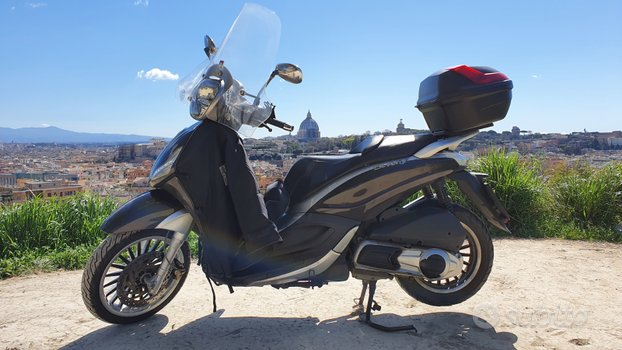 Beverly 300 ie 2013 1700 euro