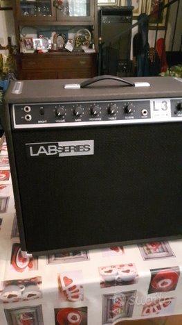 Amplificatore LABSERIES L3 anni 70 Moog Norlin Gi