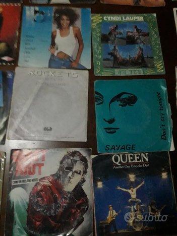 83 dischi vinile.piccoli