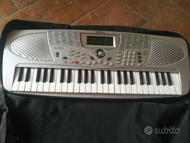 Pianola Medeli Mc37a 49 tasti