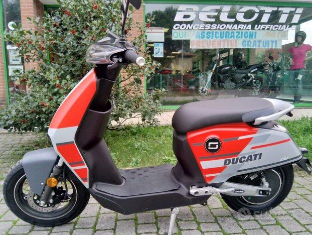 Scooter elettrico Ducati