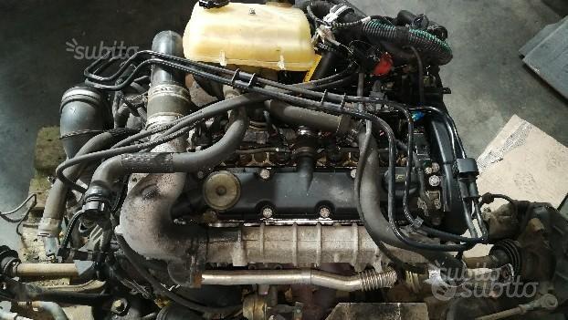 Motore fiat scudo 1.9 cc diesel sigla rhx