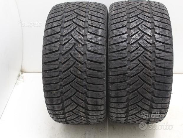 275/35/18 dunlop nuove invernali