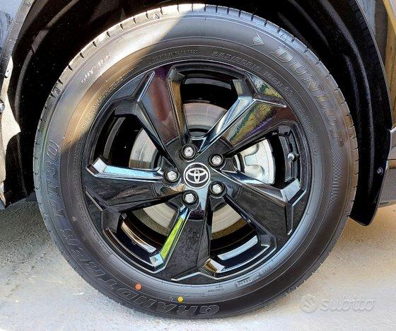 Gomme estive nuove Dunlop Grandtrek PT30 225/60R18