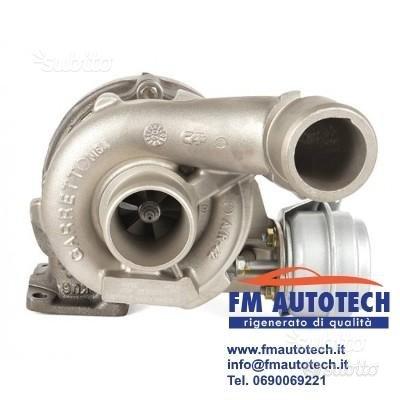 Turbina Garrett 736168 Alfa, Fiat, Lancia 1.9 JTD