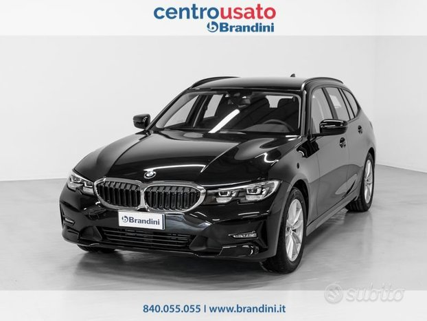BMW Serie 3 G21 2019 Touring 318d Touring Bus...