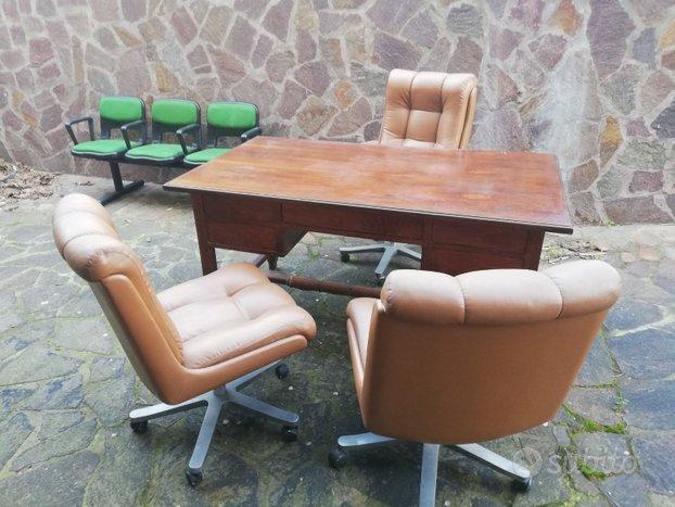 Arredamento per ufficio poltrone scrivania sedie ...