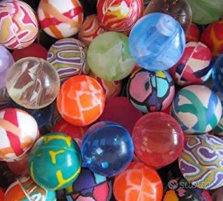 1200 palle magiche rimbalzanti Rimbalzine 32
