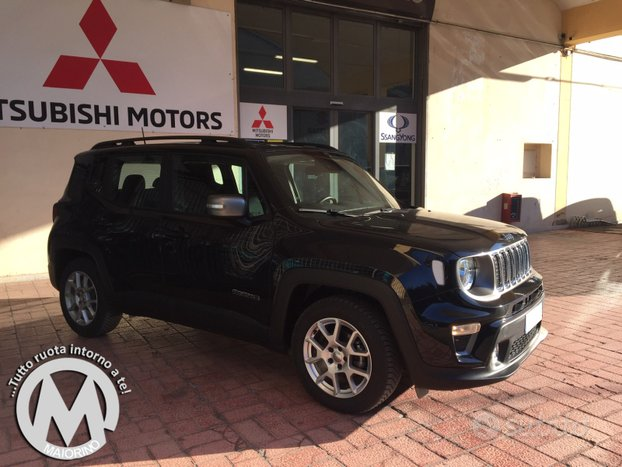 Suv Jeep Renegade 1.6MJ 120cv Limited Mag.19