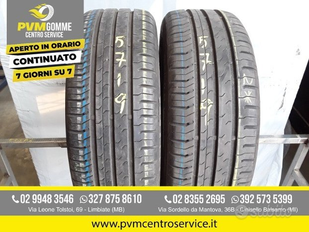 Gomme usate 185 50 16 81h continental