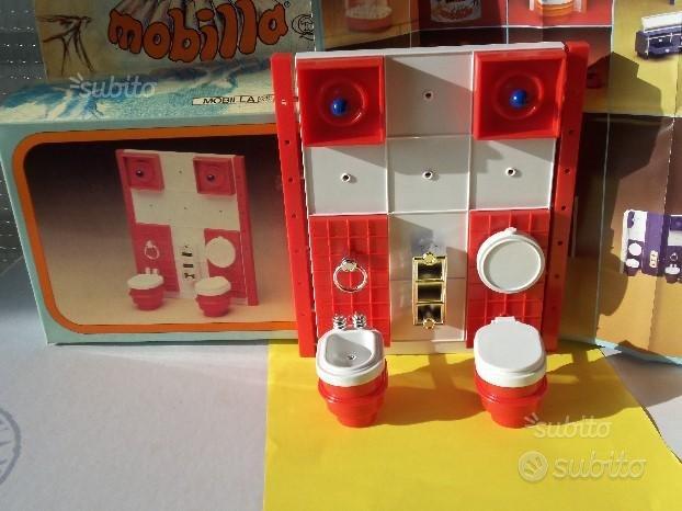 Querzola Mobili per bambola sino a cm.29-(barbie)