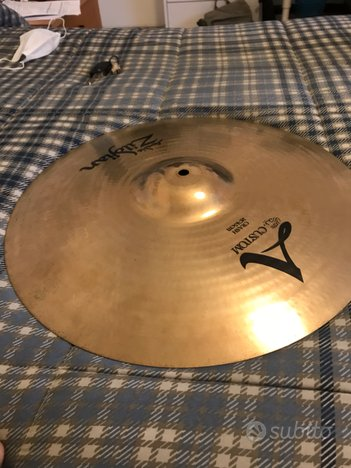 Piatto Crash Zildjian A Custom 18