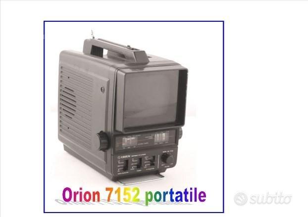 Televisore e radioricevitore Orion 7152 5 pollici