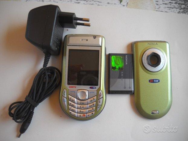 Telefonino cellulare Nokia mod. 6630