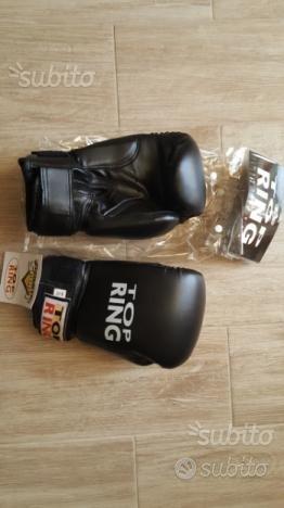 Guantoni da kick boxing