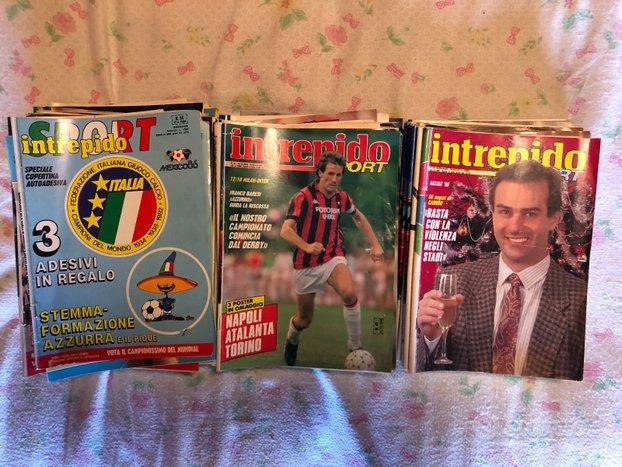 Intrepido sport 1986