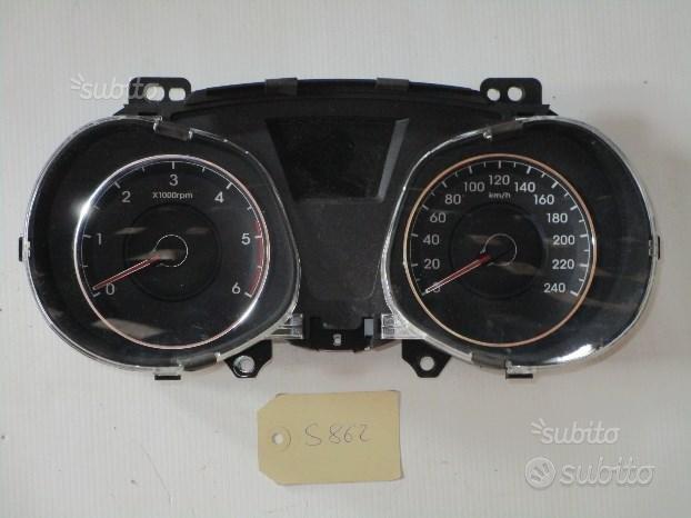 Hyundai IX20 quadro strumenti - S862
