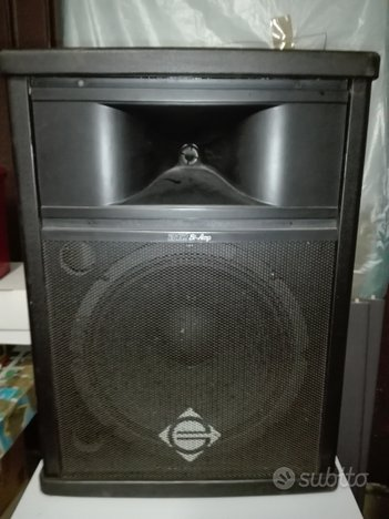 Amplificatore B 12 GEM 200W