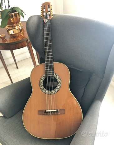 Ovation classic made in usa