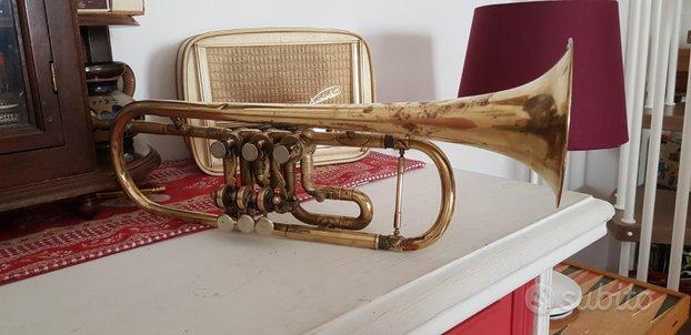 Tromba antica pezzo unico