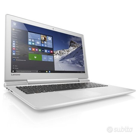 LENOVO IDEAPAD 700-15 8gb ram 1tb hdd