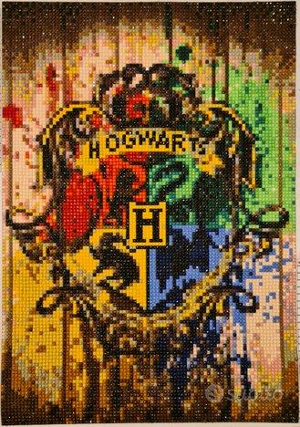 Quadro Diamond Painting Harry Potter Hogwarts,HARRY & CAMILA