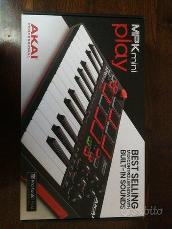 Tastiera musicale MPK mini play Akai professional